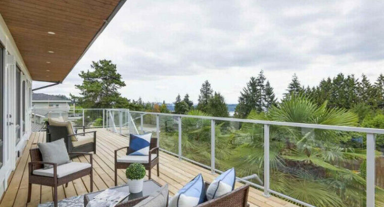 PRICE REDUCED!! STUNNING VIEW – West Vancouver Home