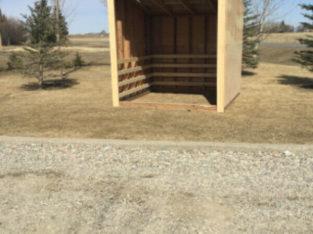SPRING SALE!! Livestock shelters!!!