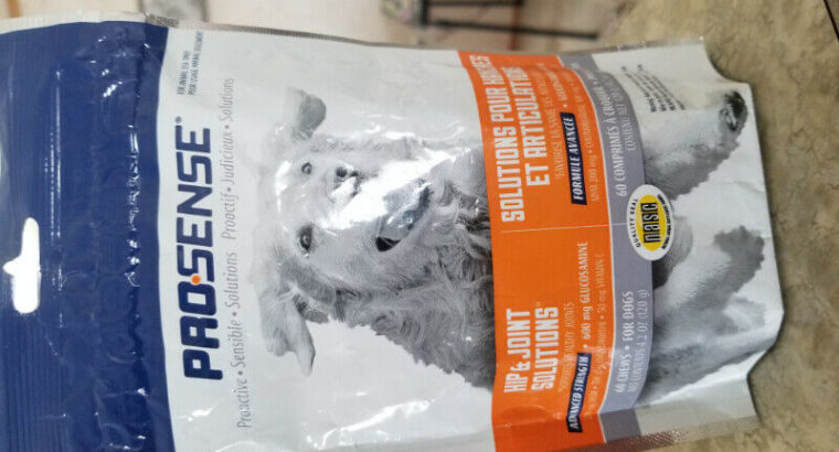 Pro Sense Hip and Joint chews for dogs