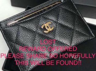 Wanted: Lost in St.John's on Sat, June 2 Chanel Card Holder Wallet