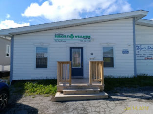 Veterinary Clinic REDUCED. Now $250,000 (Inventory included).