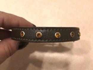 ANGEL Leather Dog Collar