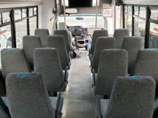 24 Passenger Bus for Rent