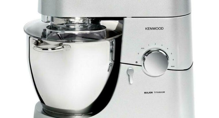 Kenwood Titanium Major Mixer KMM021
