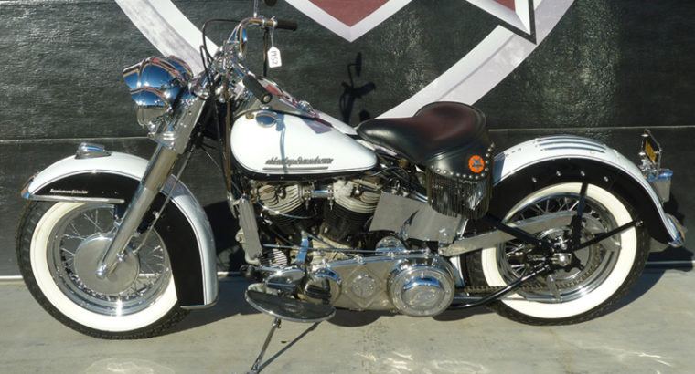 1952 Harley Davidson FL Hydra Glide