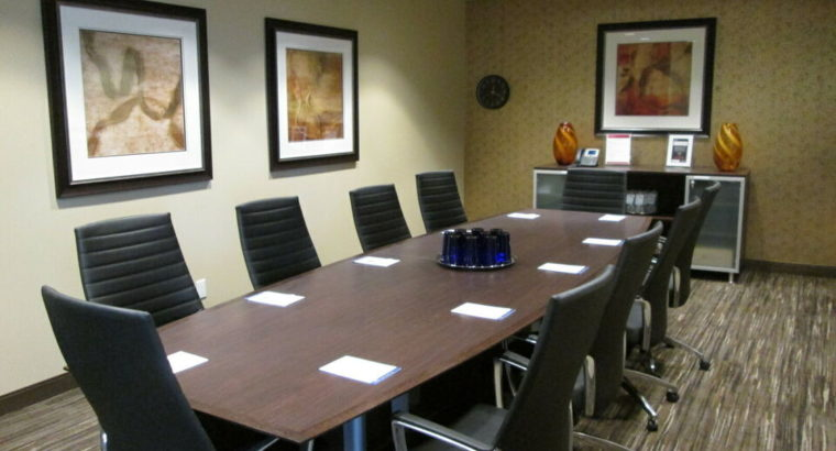 Professional Meeting Rooms with everything you need!
