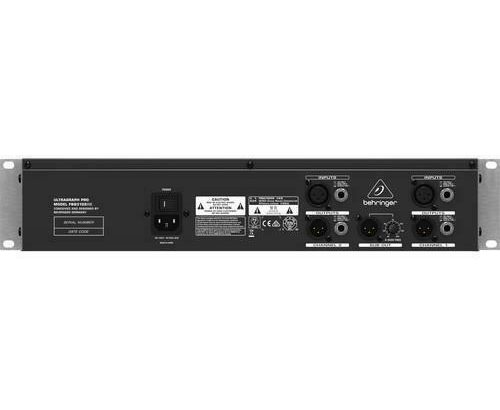 Behringer Ultragraph-Pro Fbq3102Hd Dual Channel 31-Band Graphic Eq – NEW – Musique Red One