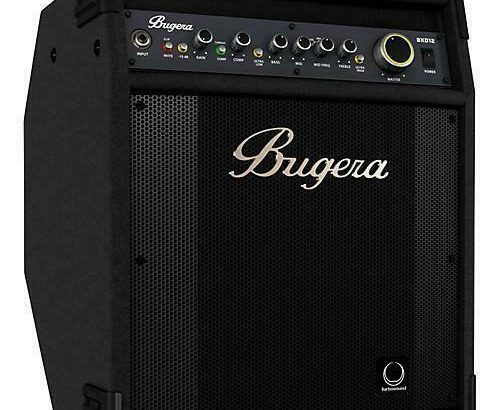 "Bugera BXD12 1000-Watt Bass Combo Amplifier – Great Tone – Very Portable – 1X12"" – RED ONE MUSIC"