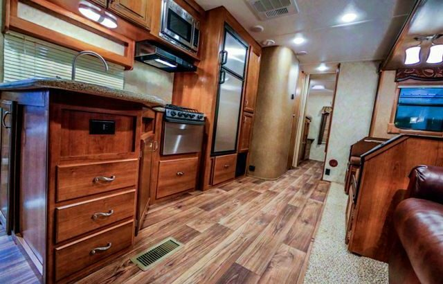 Luxury RV Rental
