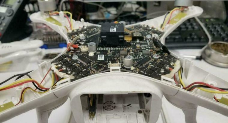 Drone Repair Services in Canada – Free Diagnostic – Certified DJI Service Centre – Spark Mavic Phantom Inspire Matrice