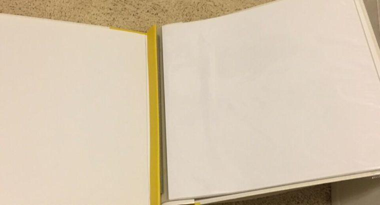 BN owl scrapbook