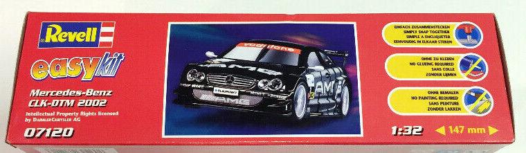 Revell Germany 1/32 AMG-Mercedes CLK2000 Warsteiner