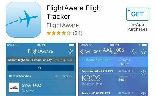 Flight Ticket Booking Apps