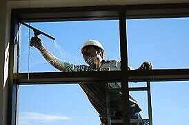 Indoor/Outdoor professional window cleaning