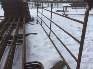 Heavy Duty Livestock Panels