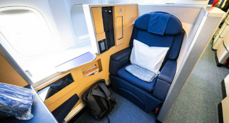 First Class Roundtrip flight to Tokyo $4000