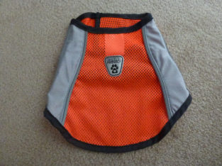 Canine Friendly highly visible dog vest (XS)