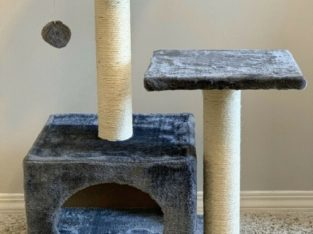 BRAND NEW – Purrfect Pals Cat Tree and Scratching Post