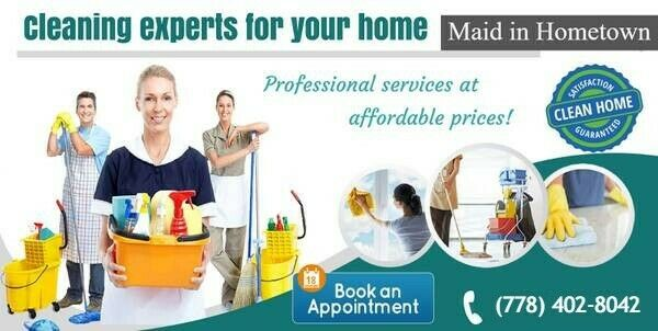 Quality House Cleaning Service in Vancouver !!