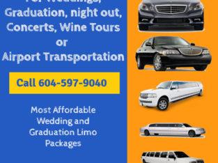 Destiny Limousine Ltd – Best Limo Service in Vancouver