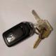 Lost Honda key FOB & 3 keys on ring