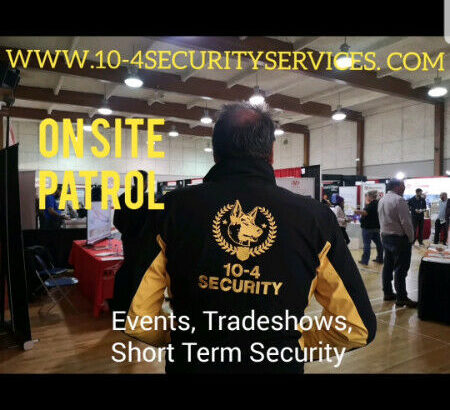 Security provider for your business