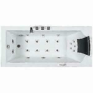 Whirlpool Bathtub for One Person – AM154-71