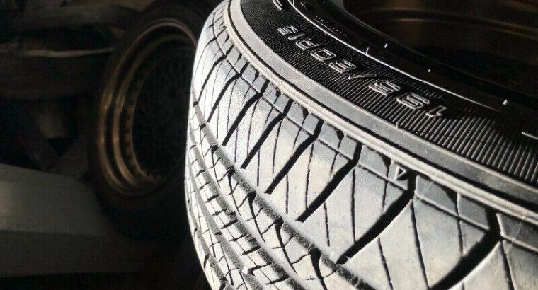"4×100 Klutch mesh wheels 15""x8.25"" et0"