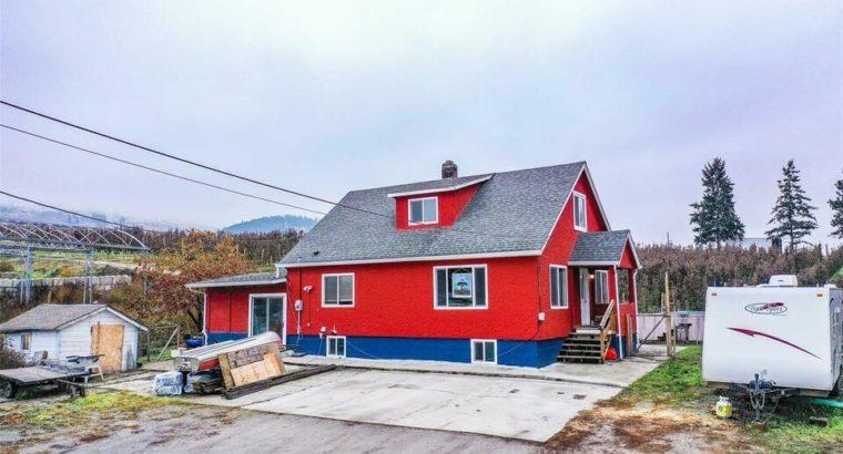 1341 Latta Road, Kelowna, British Columbia