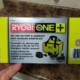 BNIB Ryobi One+ Dual 18V 3ah Battery Kit