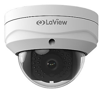 LaView 8 channel NVR home security