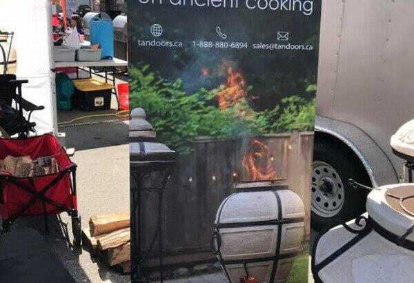 Outdoor Home Luxury Tandoor Oven BBQ