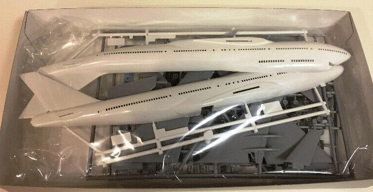 Hasegawa 1/200 Boeing 747-400 Demonstrator