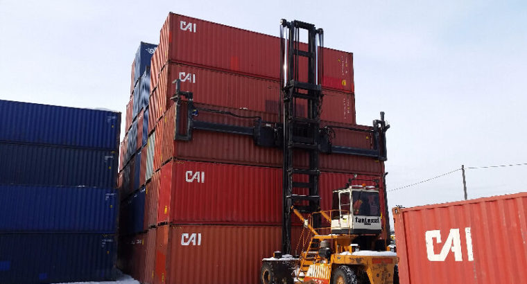 Shipping and Storage Containers on Sale – 40ft – Sea Cans