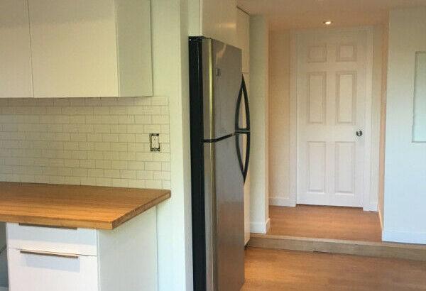 Sunny 1 Bedroom + Den, Garden Suite in Hastings Sunrise
