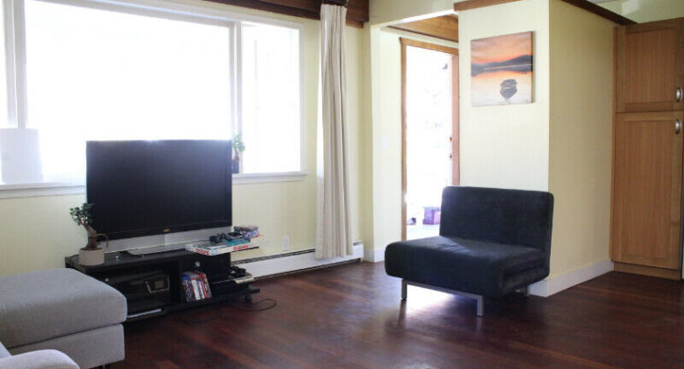 $825 Spacious Kitsilano House – 2 private rooms available May 1
