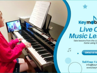 ONLINE Private Music Lessons (Skype, Facetime, Zoom)