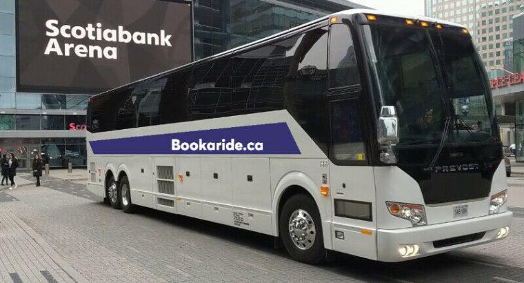 DAILY Ride to Toronto Today Minibus