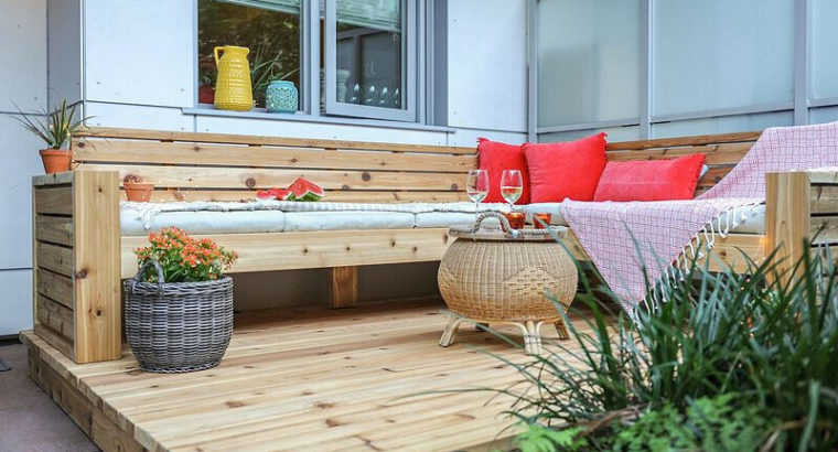 Decks / Patios / Trellis / Fencing / Retaining Walls / Landscape