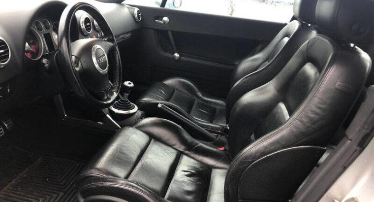 2001 Audi TT Quattro