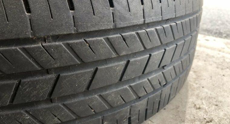 17 Inch Chrysler Rims & Tires
