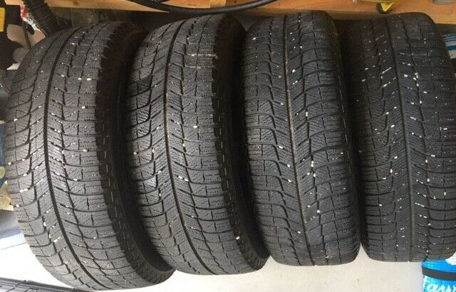 Tires and RIms 205/55R16, Michelin