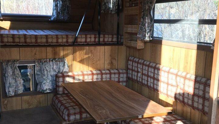 Import Truck Camper
