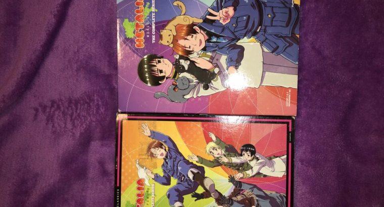Manga/Anime/Books