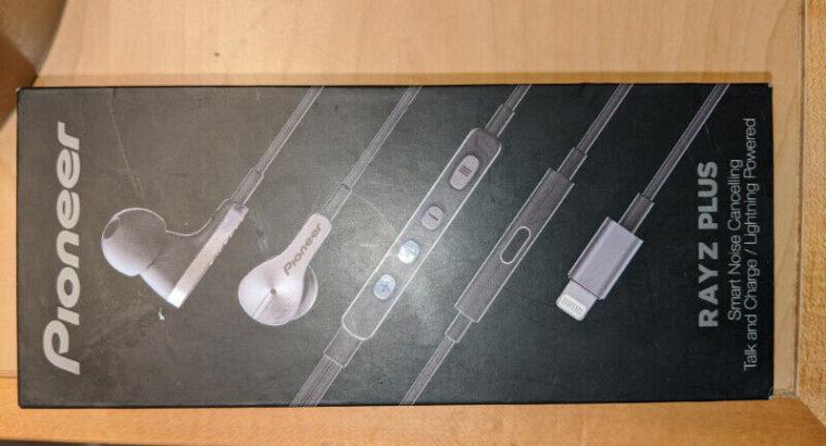 Pioneer RAYZ Plus Smart Earphones