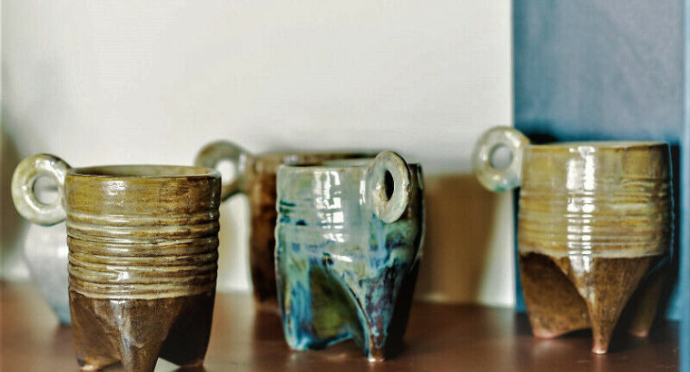 Ceramic Classes: Hand Building