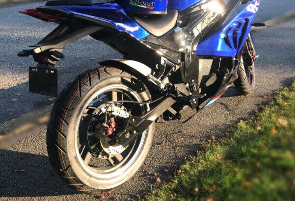 RARE 2020 BM Motor Fully Electric Motorbike