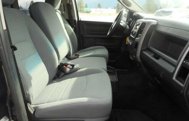 2014 Ram 1500 CREW CAB ST 4X4