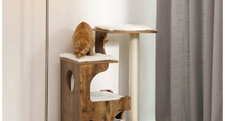 Cat tree tower condo Brand New