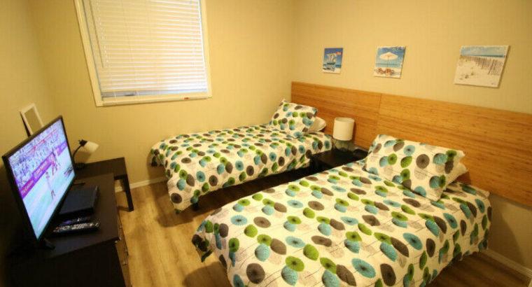 Summer Student 2 bedroom Furnished Rental: May & June only